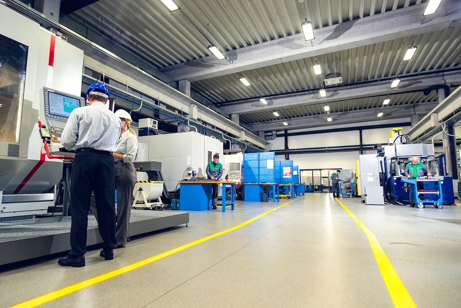 Factory Internal